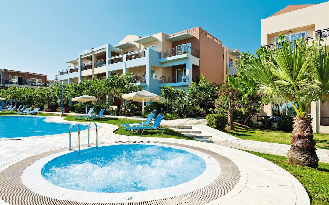 Holiday to Selini Suites in KOLYMBARI (GREECE) for 3 nights (AI) departing from birmingham on 05 May