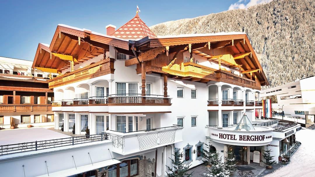 hotel berghof mayrhofen crystal ski