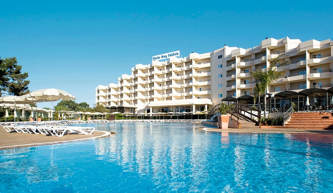 Holiday to Portobay Falesia in OLHOS DAGUA (PORTUGAL) for 3 nights (BB) departing from east midlands on 07 May