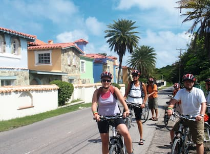 Antigua Bike Tour