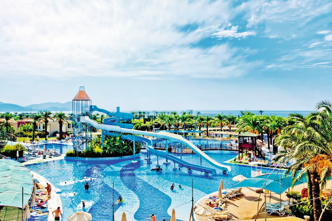 Holiday to Family Life Tropical in SARIGERME (TURKEY) for 3 nights (AI) departing from birmingham on 05 May