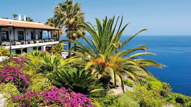 Hotel jardin tecina in playa de santiago thomson now tui for La gomera hotel jardin tecina