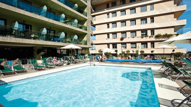 Hotel Florida Fuengirola Spain With Thomson