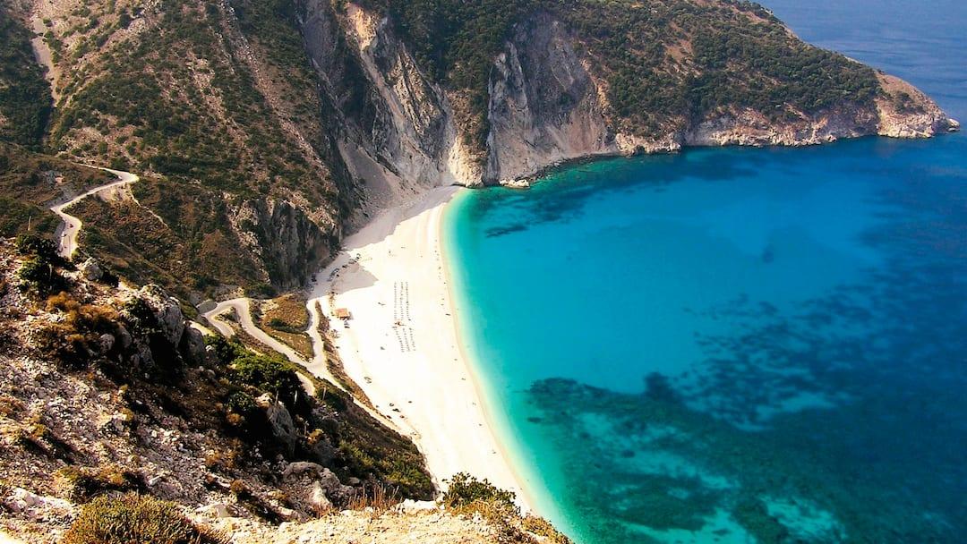 Relax On Myrtos Beach