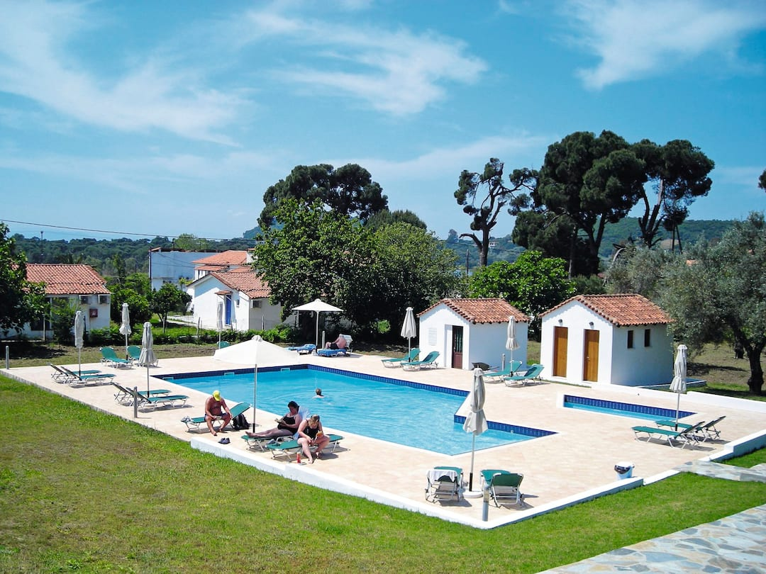 Holiday to Magda Studios And Apartments in KOUKOUNARIES (GREECE) for 3 nights (SC) departing from birmingham on 05 May