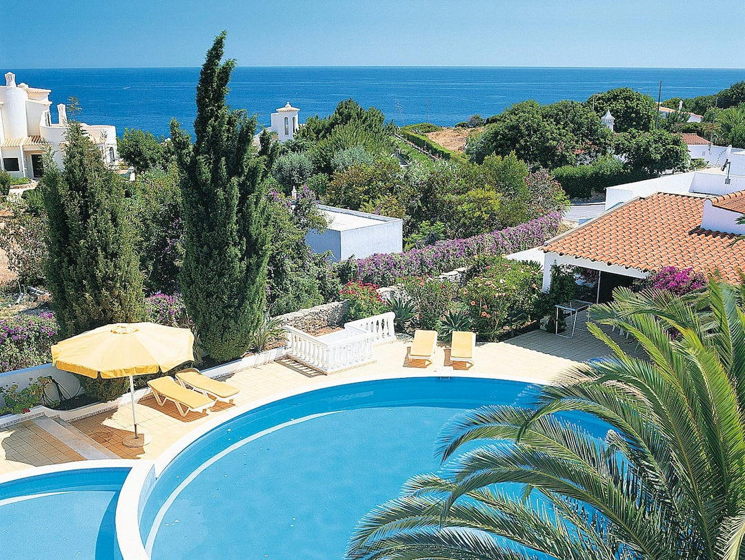 Holiday to Bellevue Apartments in CARVOEIRO (PORTUGAL) for 7 nights (SC) departing from cardiff on 30 May