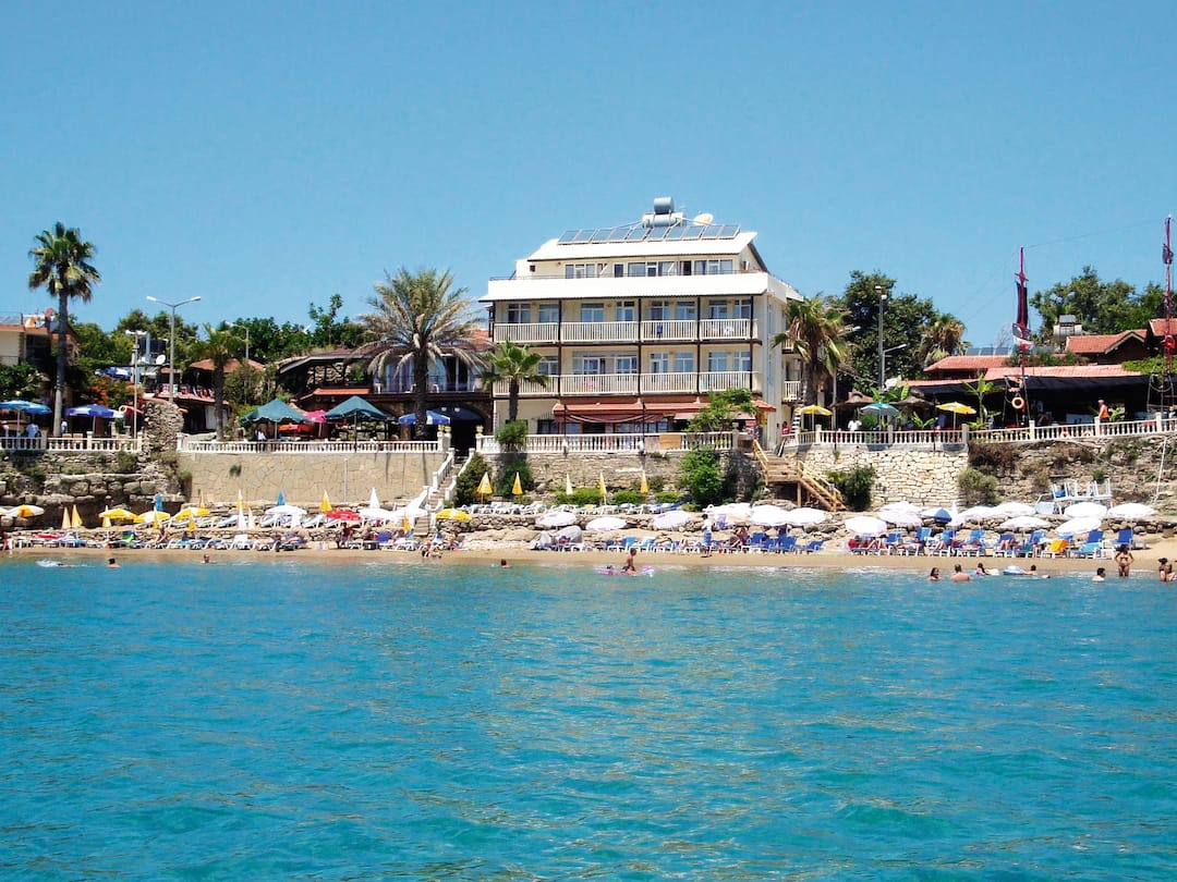 Holiday to Beach House Hotel in SIDE (TURKEY) for 7 nights (BB) departing from gatwick on 12 Jul