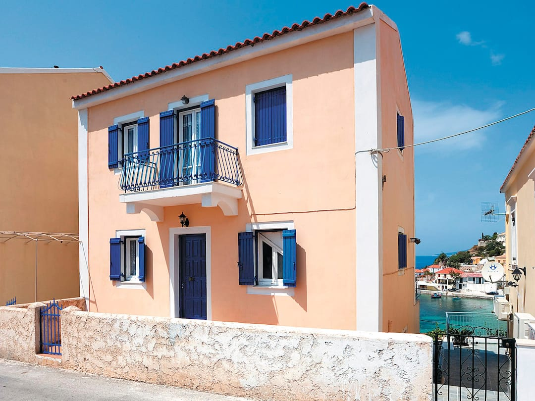 Holiday to Olympic House in ASSOS (GREECE) for 7 nights (SC) departing from gatwick on 10 May
