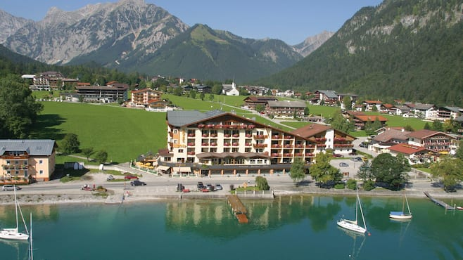Hotel Post Am See Achensee Booking