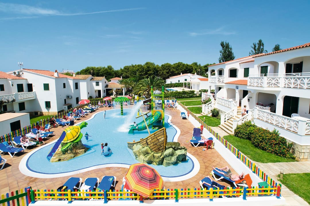 Holiday to Mestral And Llebeig Apartments in SANTO TOMAS (SPAIN) for 3 nights (SC) departing from gatwick on 14 Jun