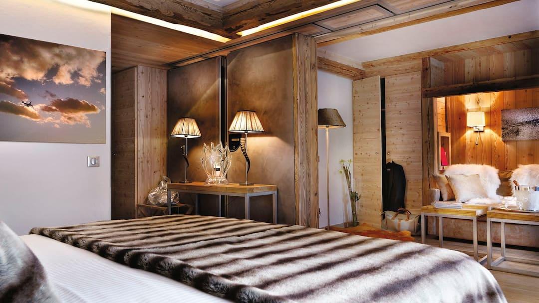 Hotel au coeur du village la clusaz crystal ski ireland for Hotel au ski