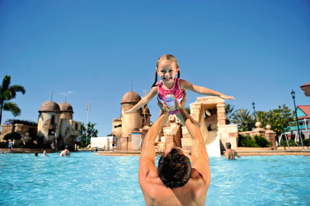 Holiday to Disney's Caribbean Beach Resort in WALT DISNEY WORLD RESORT (UNITED STATES OF AMERICA) for 7 nights (RO) departing from newcastle on 02 Sep