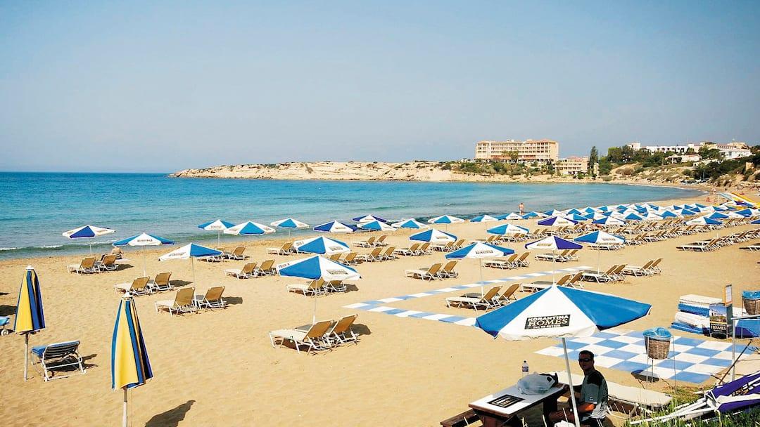 Coral Bay Beach Hotel Paphos