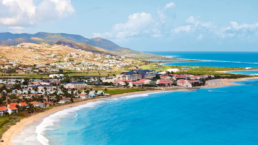 how to call st kitts