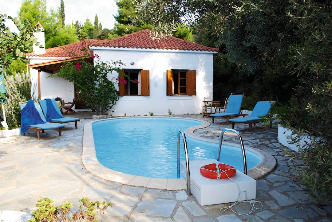 Holiday to Vigla Villa in SKOPELOS - STAFILOS (GREECE) for 7 nights (SC) departing from luton on 20 Sep