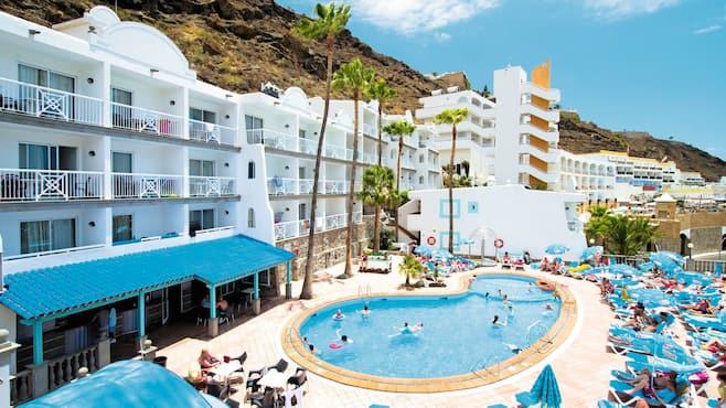 Cala d 39 or apartments in puerto rico thomson now tui - Taxi puerto rico gran canaria ...