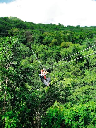 Antigua Canopy Adventure