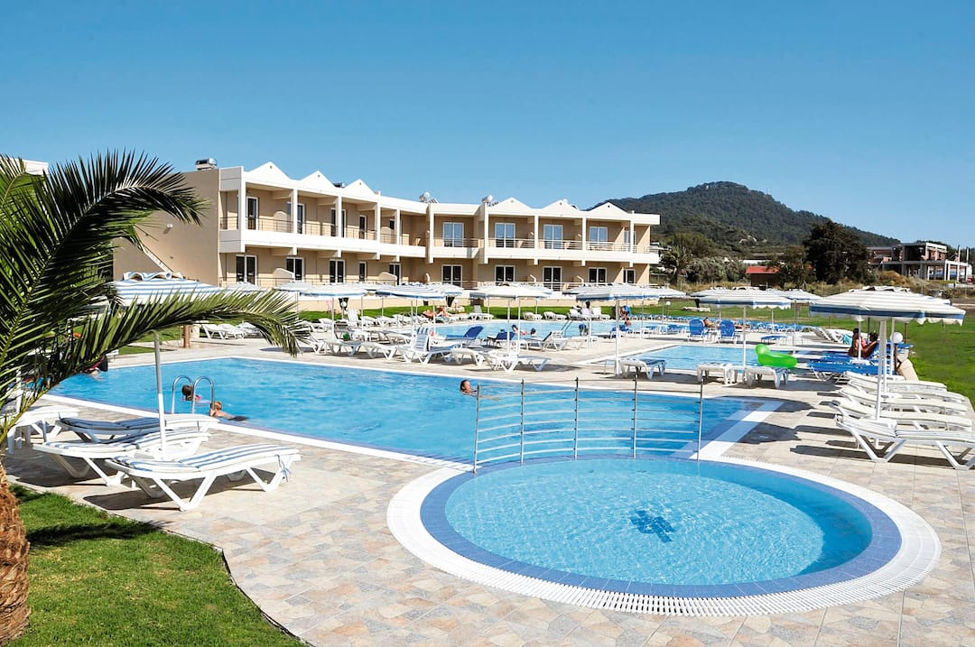 Holiday to Emerald Studios in KREMASTI (GREECE) for 3 nights (SC) departing from gatwick on 09 May