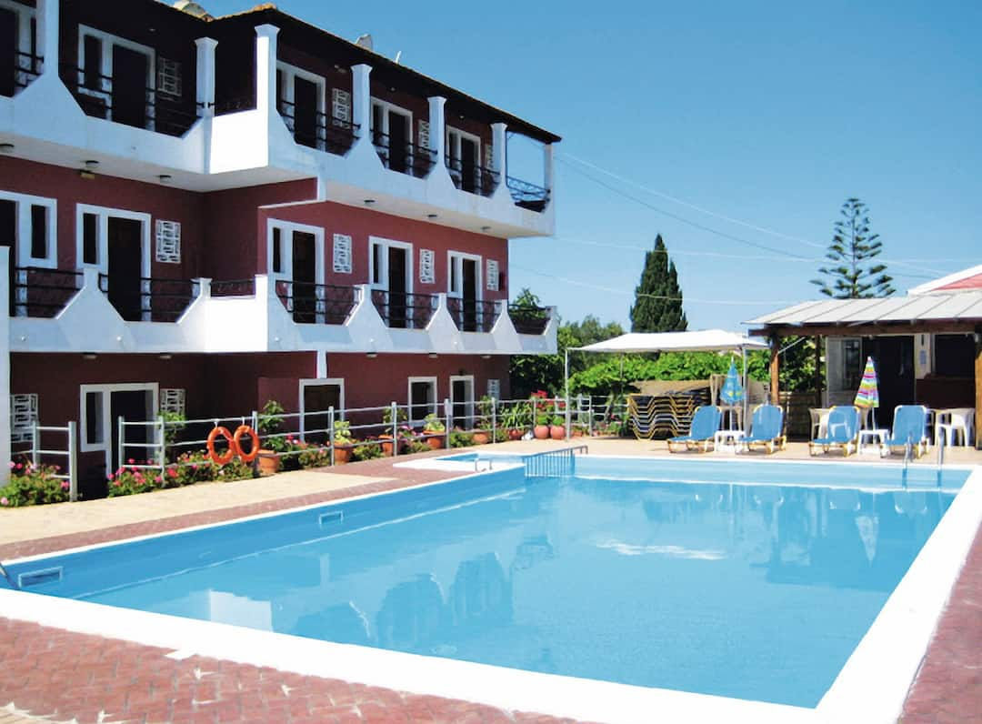 Holiday to Mathraki Studios in ARILAS (GREECE) for 4 nights (SC) departing from bournemouth on 01 Jun