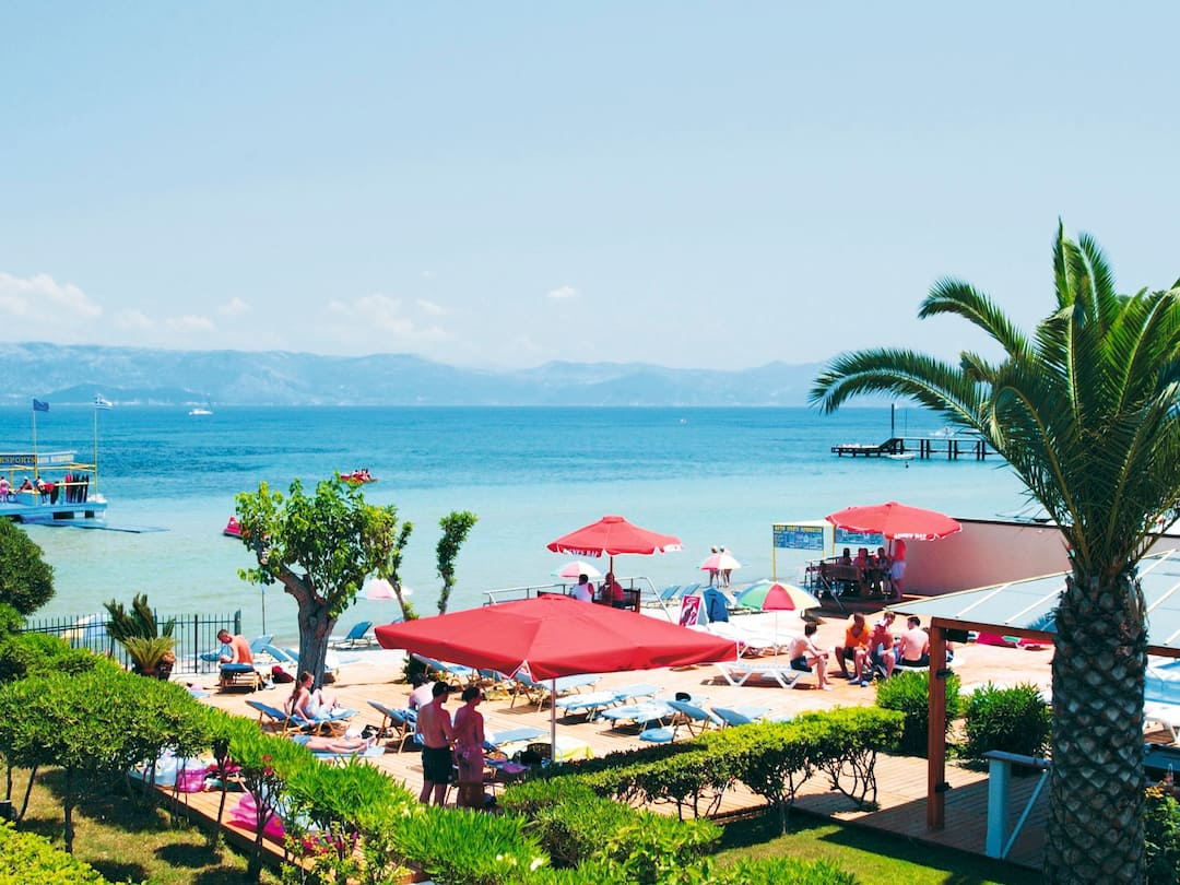 Holiday to Agnes Beach Apts in KAVOS (GREECE) for 7 nights (SC) departing from aberdeen on 24 May