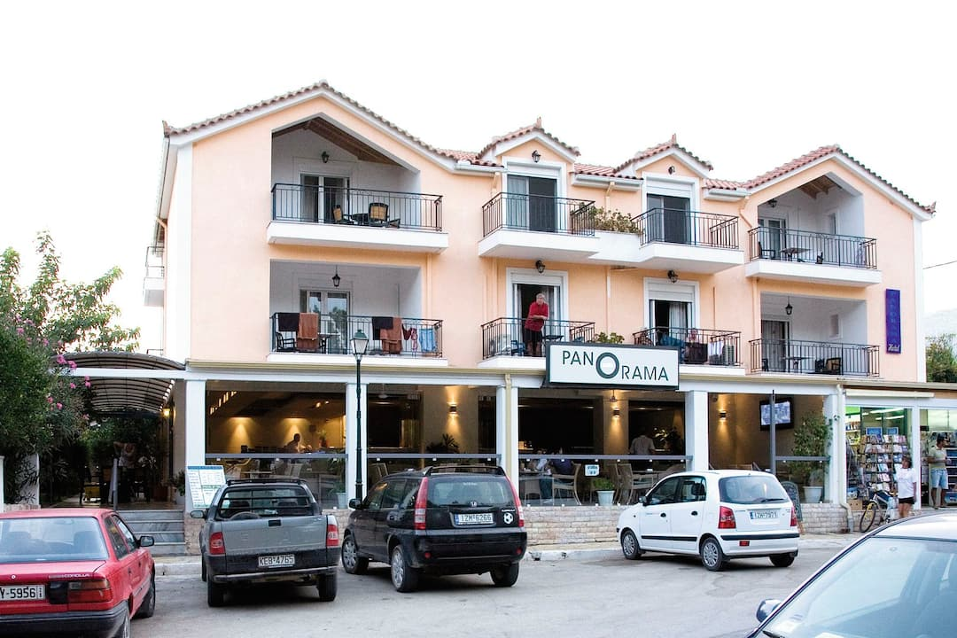 Holiday to Panorama Hotel in SKALA (GREECE) for 7 nights (BB) departing from gatwick on 28 May