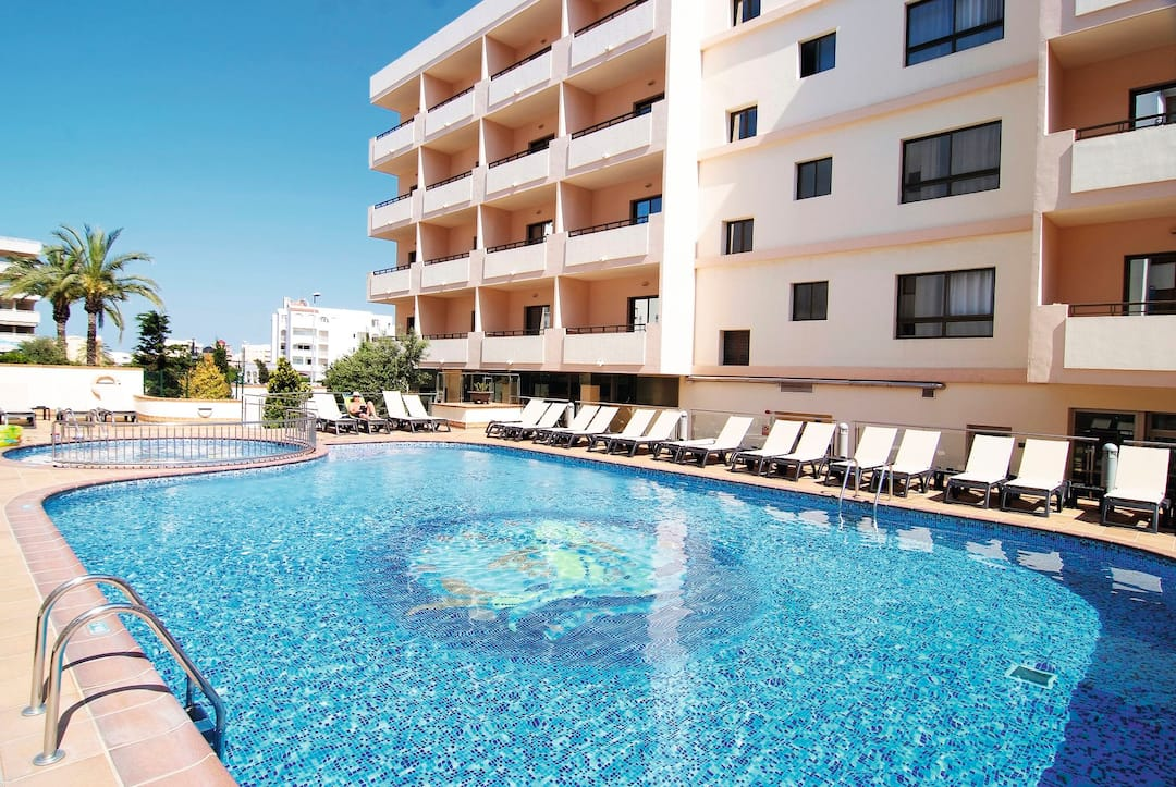 Holiday to Invisa La Cala Hotel in SANTA EULALIA (SPAIN) for 3 nights (HB) departing from bristol on 03 Jun