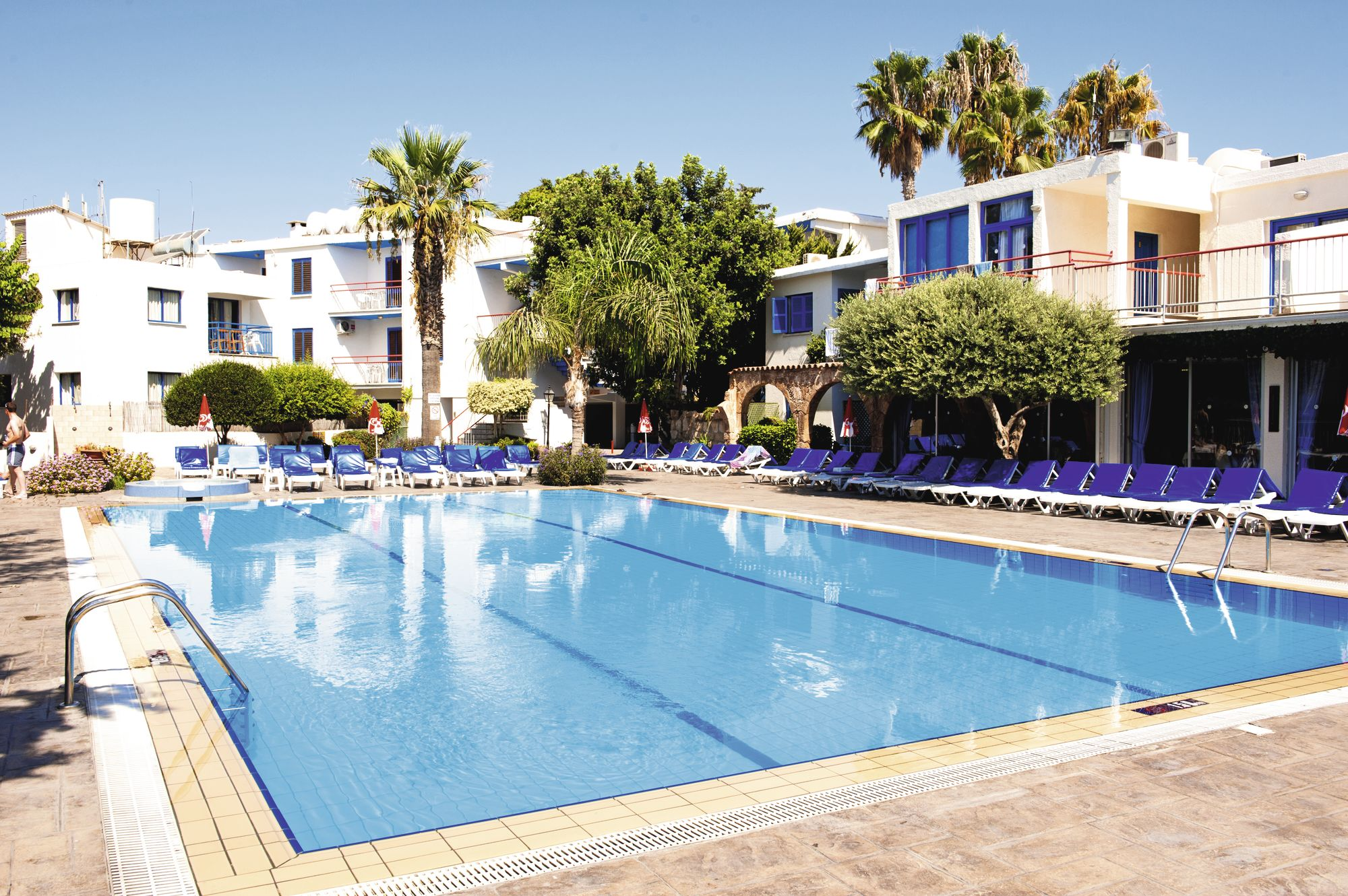 Holiday to Green Bungalows Apts in AYIA NAPA (CYPRUS) for 3 nights (SC) departing from birmingham on 10 May