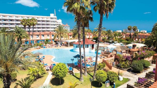 Jardin del sol apartments falcon now tui for Bungalows jardin del sol playa del ingles