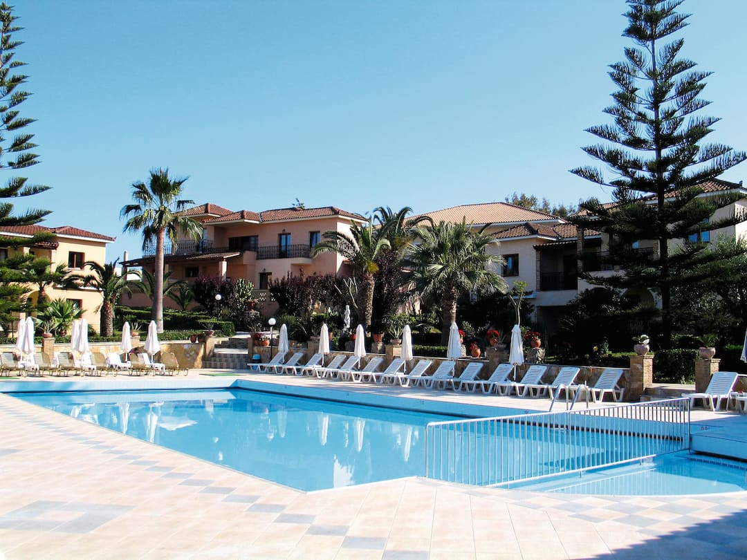 Holiday to St Denis Apartments in TSILIVI (GREECE) for 3 nights (SC) departing from gatwick on 21 Sep