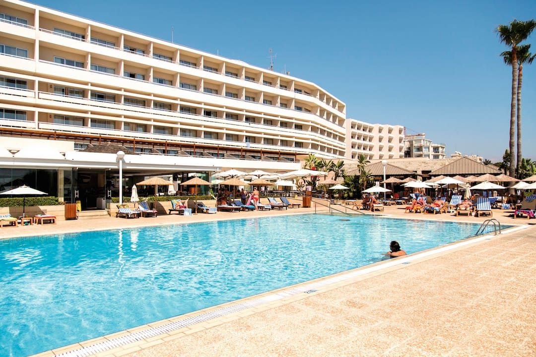 Holiday to Atlantica Miramare Beach in LIMASSOL (CYPRUS) for 4 nights (HB) departing from gatwick on 16 Jan
