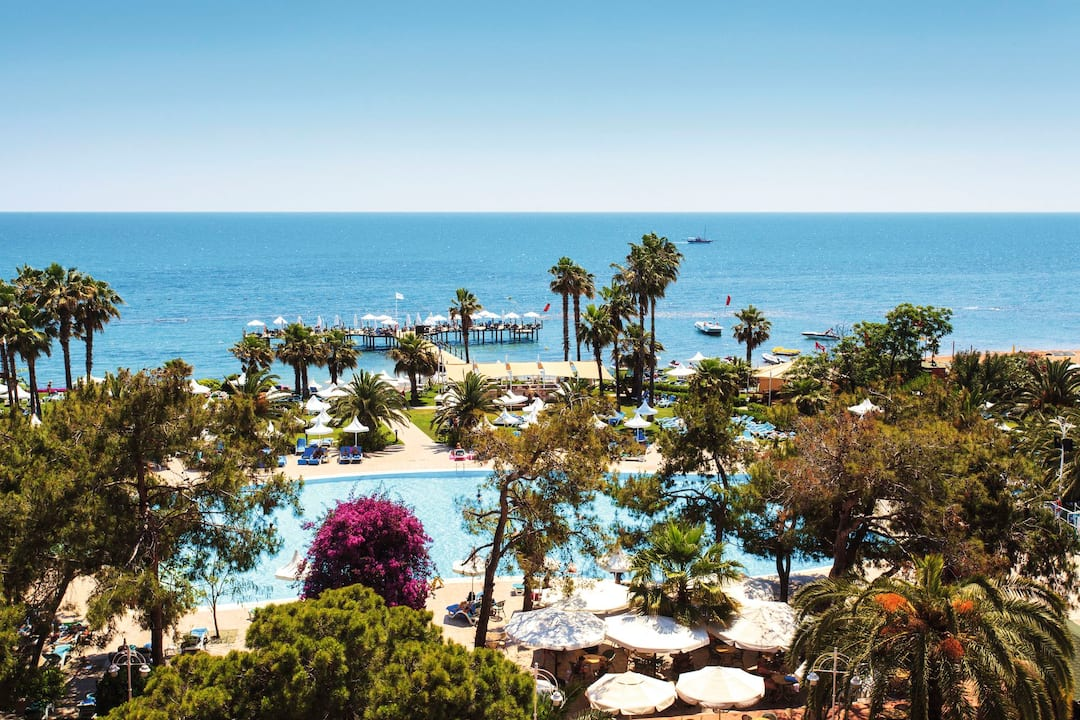 Holiday to Turquoise Hotel in SIDE (TURKEY) for 3 nights (AI) departing from birmingham on 22 Jun