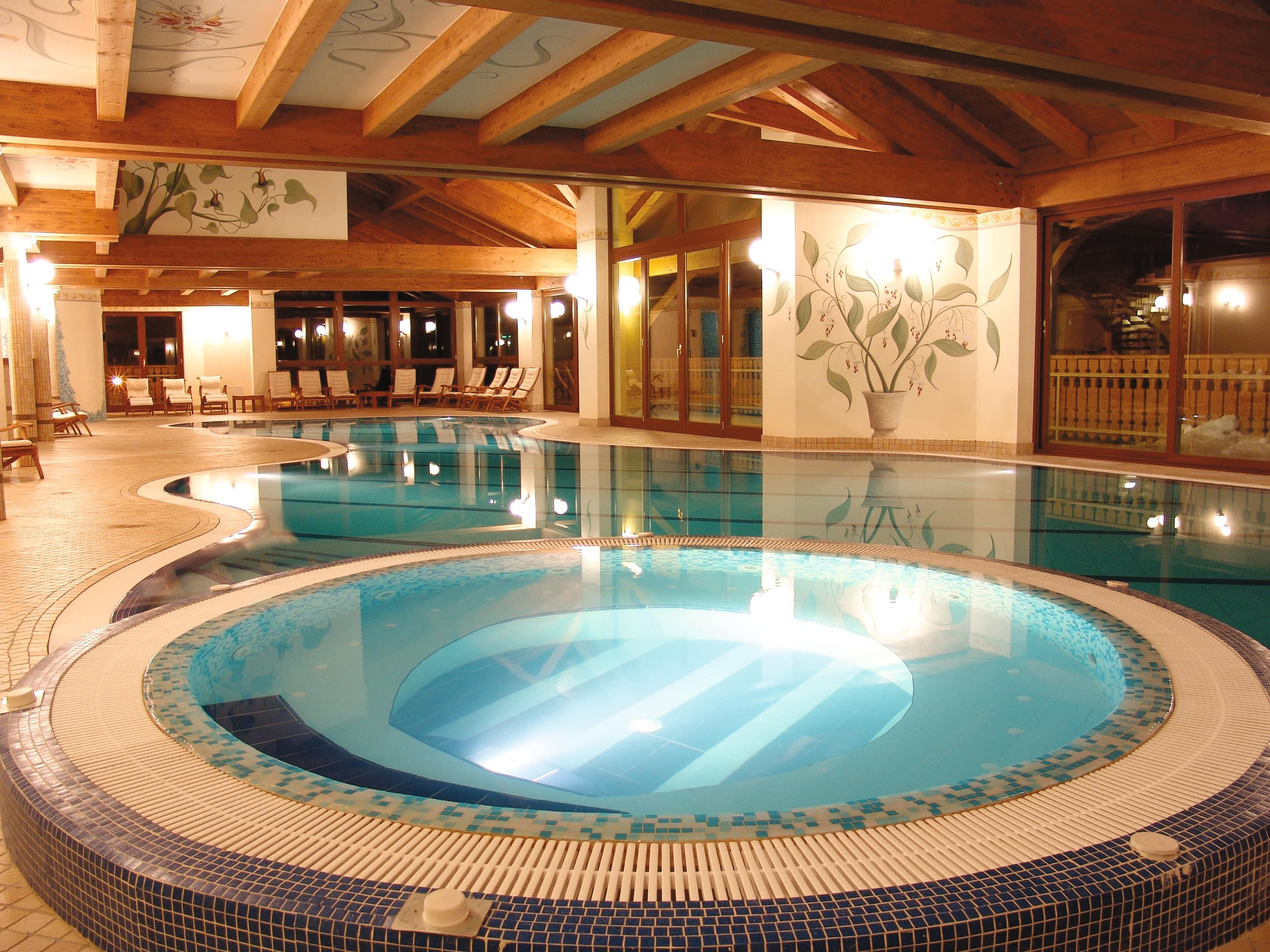 Park Hotel Folgarida pool