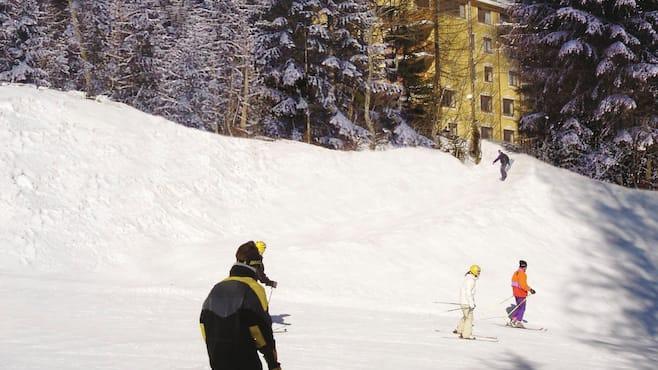 Park Hotel Folgarida Ski Free