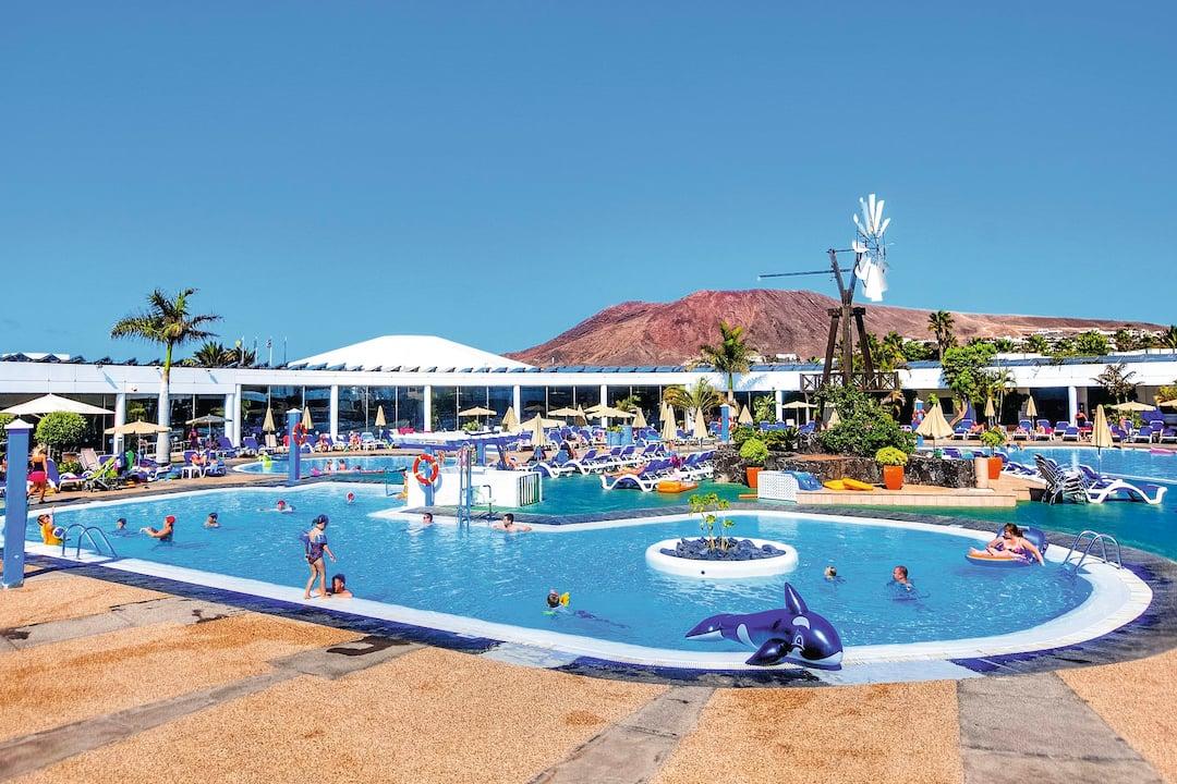 Lanzasur Splash Resort