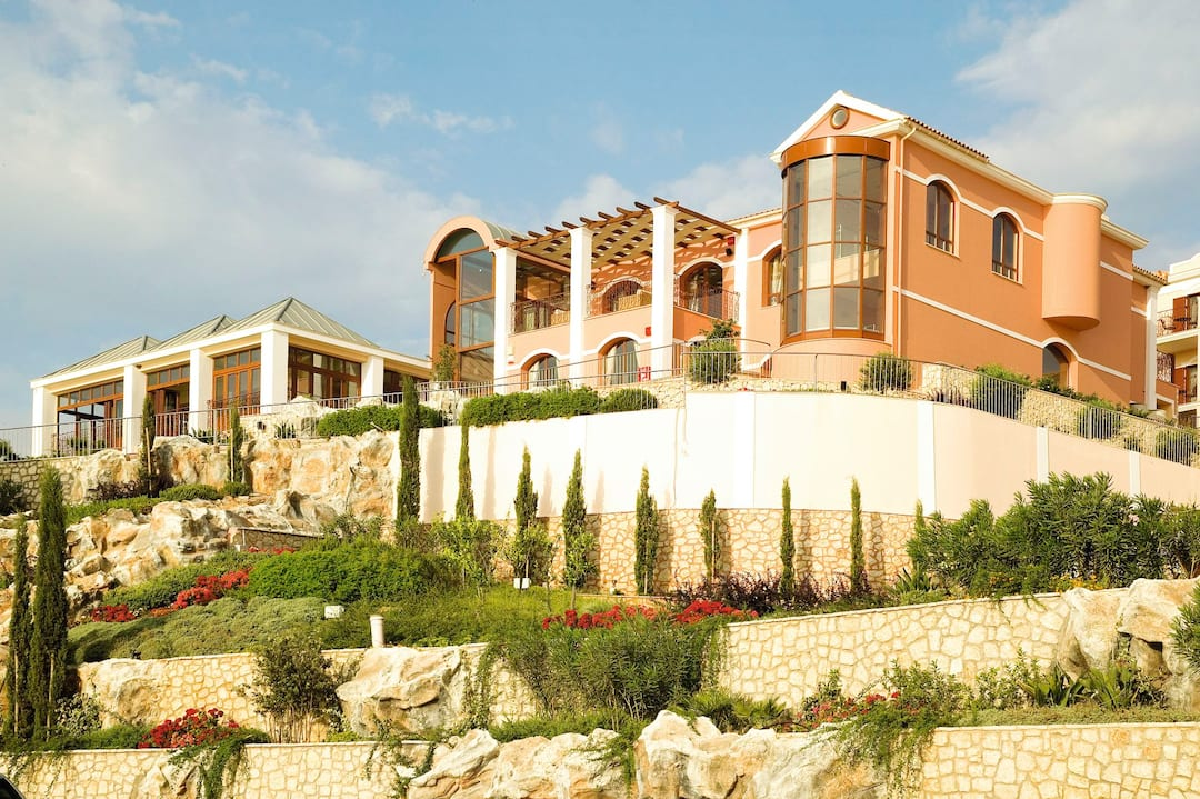Holiday to Regina Dell Acqua Resort in SKALA (GREECE) for 3 nights (BB) departing from gatwick on 23 Sep