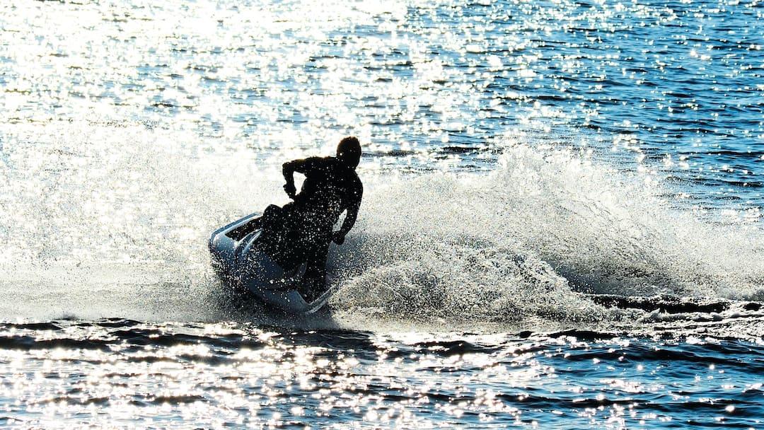 Jet Skiing, Marbella