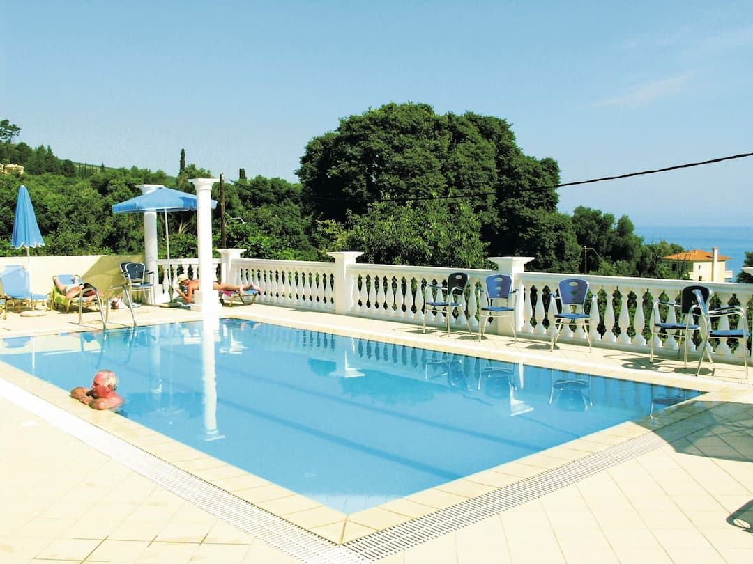 Holiday to Kekatos Apartments in LOURDAS (GREECE) for 7 nights (SC) departing from bournemouth on 05 May
