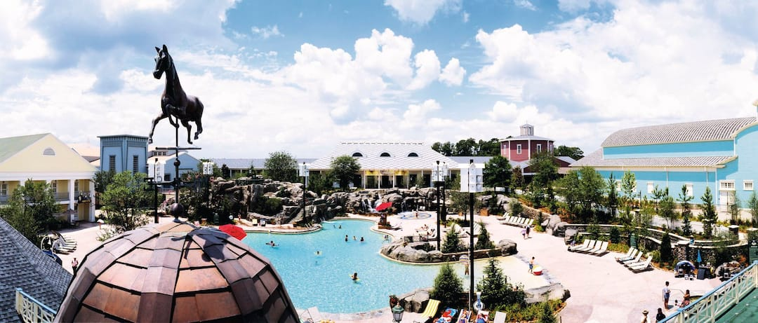 Holiday to Disney's Saratoga Springs Resort & Spa in WALT DISNEY WORLD RESORT (UNITED STATES OF AMERICA) for 7 nights (SC) departing from birmingham on 03 May