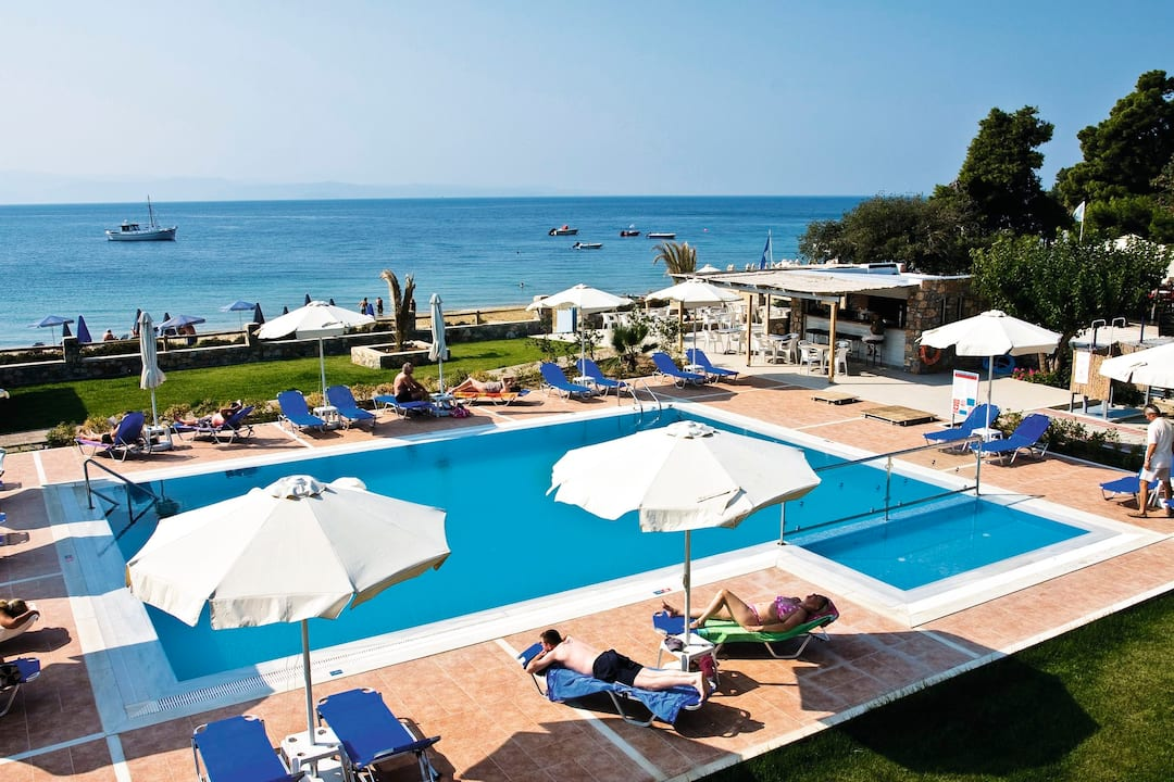 Holiday to Troulos Bay Hotel in TROULOS (GREECE) for 3 nights (BB) departing from manchester on 21 May