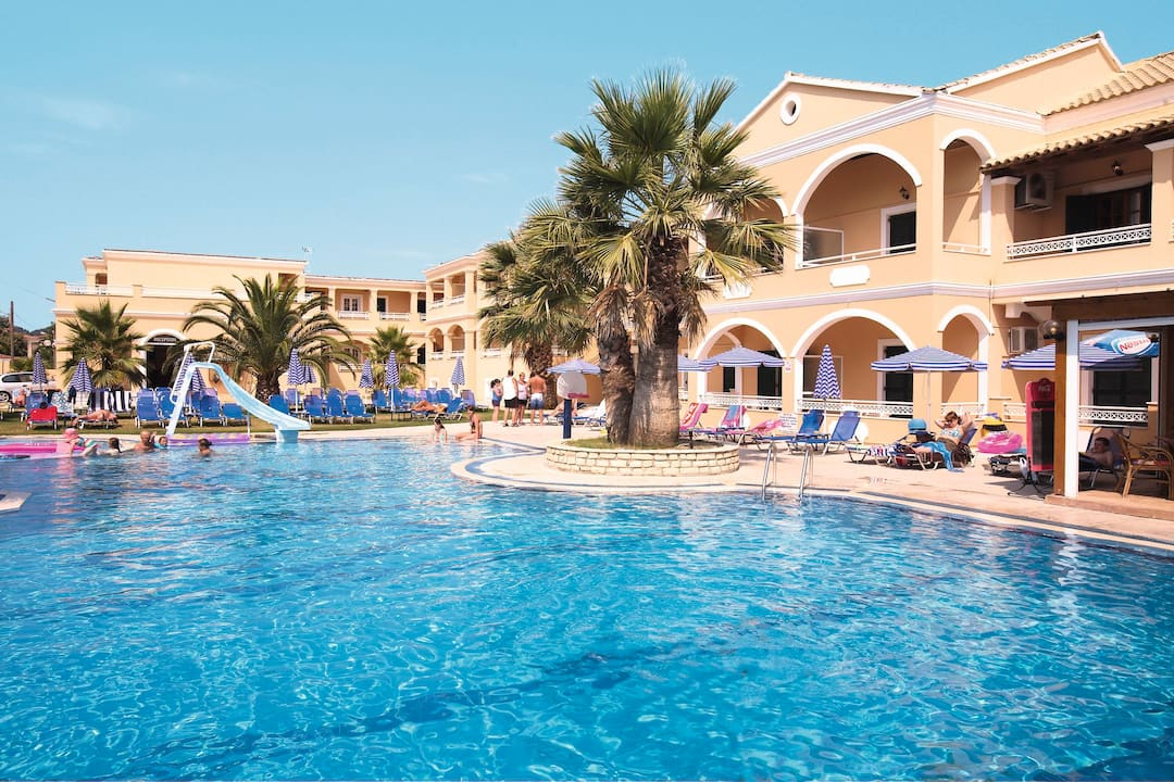 Holiday to Lagoon Studios And Apartments in SIDARI (GREECE) for 7 nights (SC) departing from east midlands on 23 Sep