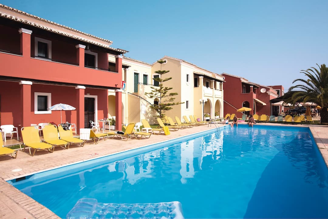 Holiday to Sellas Hotel  Apartments in SIDARI (GREECE) for 4 nights (SC) departing from gatwick on 10 May