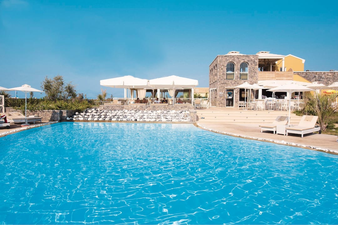 Holiday to Restia Suites in ACHARAVI (GREECE) for 3 nights (HB) departing from bournemouth on 08 May