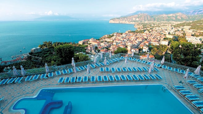 Grand Hotel President Sorrento Italy