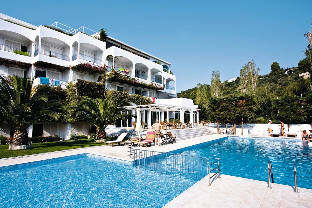 Holiday to Plaza Hotel in KANAPITSA (GREECE) for 3 nights (BB) departing from manchester on 21 May