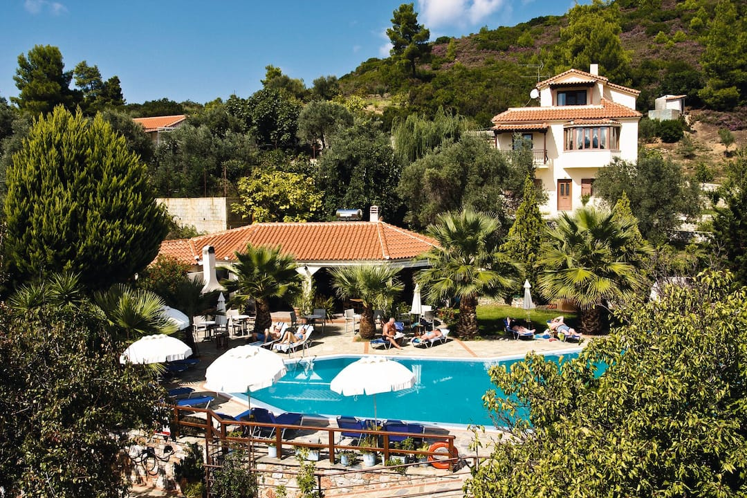 Holiday to Sergios Studios And Apartments in KOUKOUNARIES (GREECE) for 3 nights (SC) departing from birmingham on 05 May