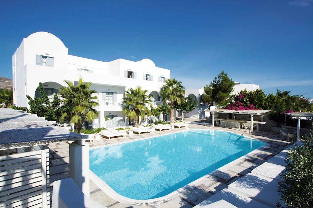 Holiday to 28 Boutique Hotel in KAMARI (GREECE) for 7 nights (BB) departing from east midlands on 02 May