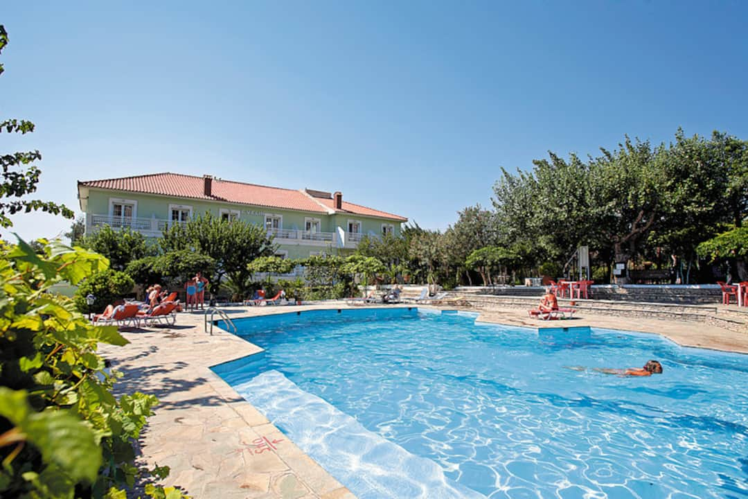Holiday to Evelin Hotel in PYTHAGORION (GREECE) for 7 nights (SC) departing from gatwick on 20 Jun