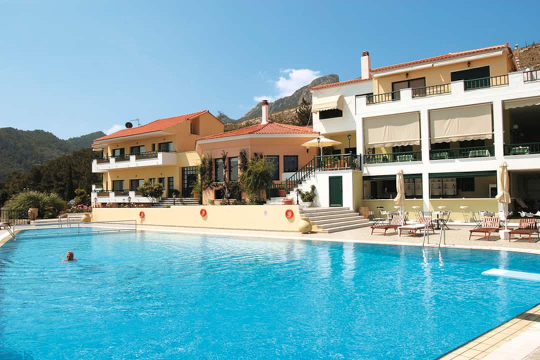 Holiday to Kalidon Panorama Hotel in KOKKARI (GREECE) for 7 nights (BB) departing from gatwick on 03 Oct