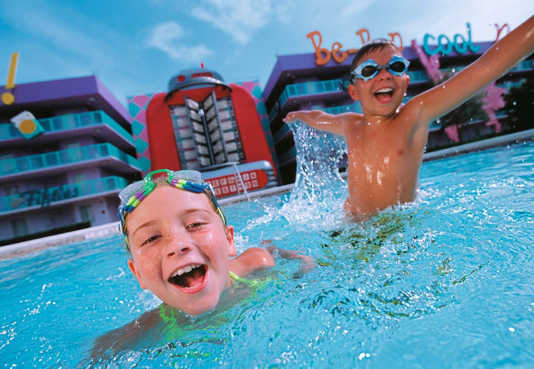 Holiday to Disney's Pop Century Resort in WALT DISNEY WORLD RESORT (UNITED STATES OF AMERICA) for 7 nights (RO) departing from newcastle on 10 Jun