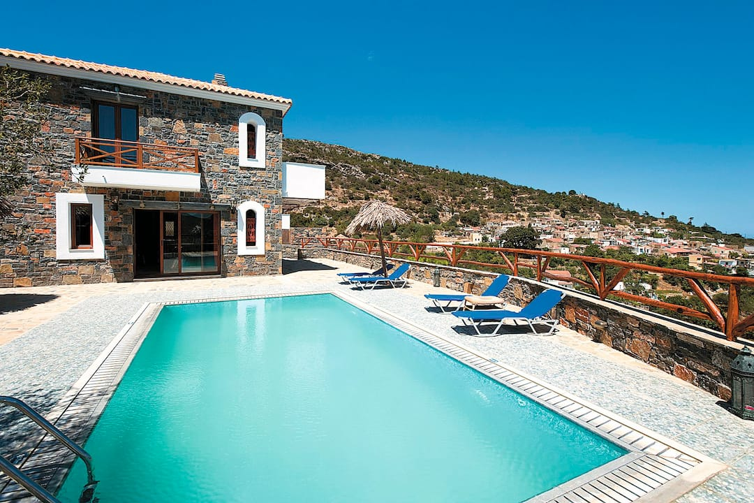 Holiday to Rafaella Villa in PRINA (GREECE) for 7 nights (SC) departing from manchester on 29 Sep